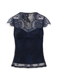 Morgan - WITH LACE - Blouse - dark blue - 0