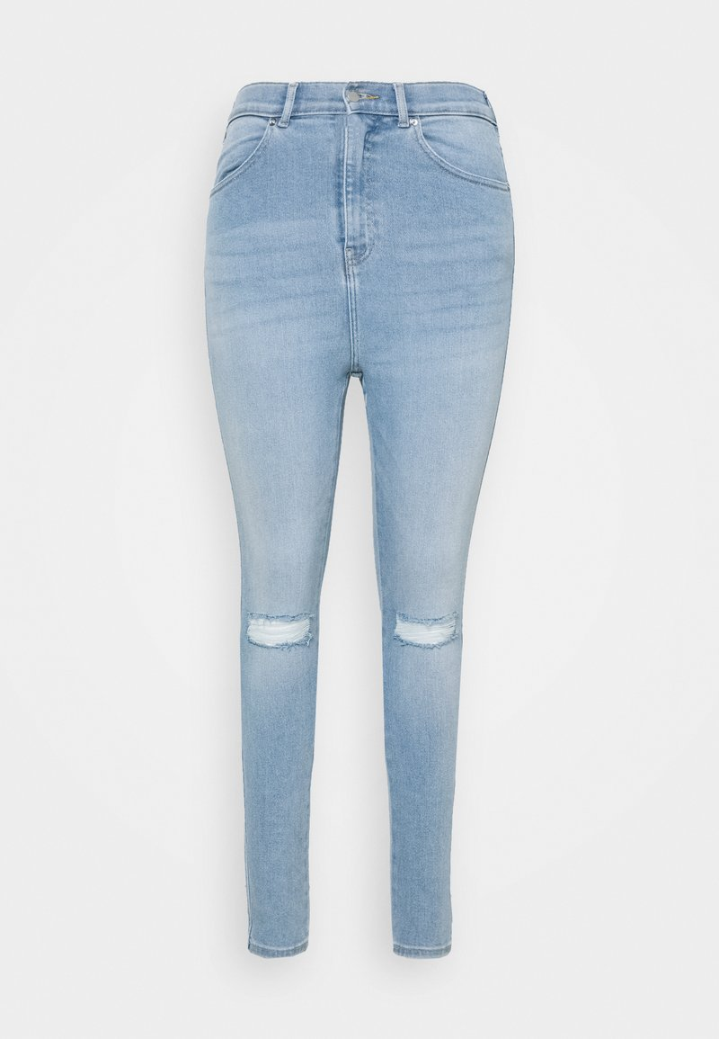 Dr.Denim Plus - MOXY - Jeans Skinny Fit - icicle blue ripped