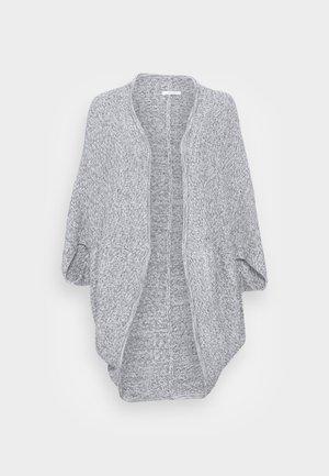 AMARYLLIS WAFFLE - Cardigan - easy grey