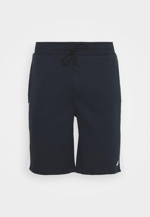 Men's sweat shorts - Korte sportsbukser - black