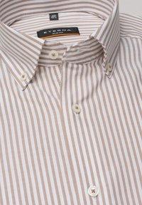 Eterna - SLIM FIT - Shirt - beige weiss - 4