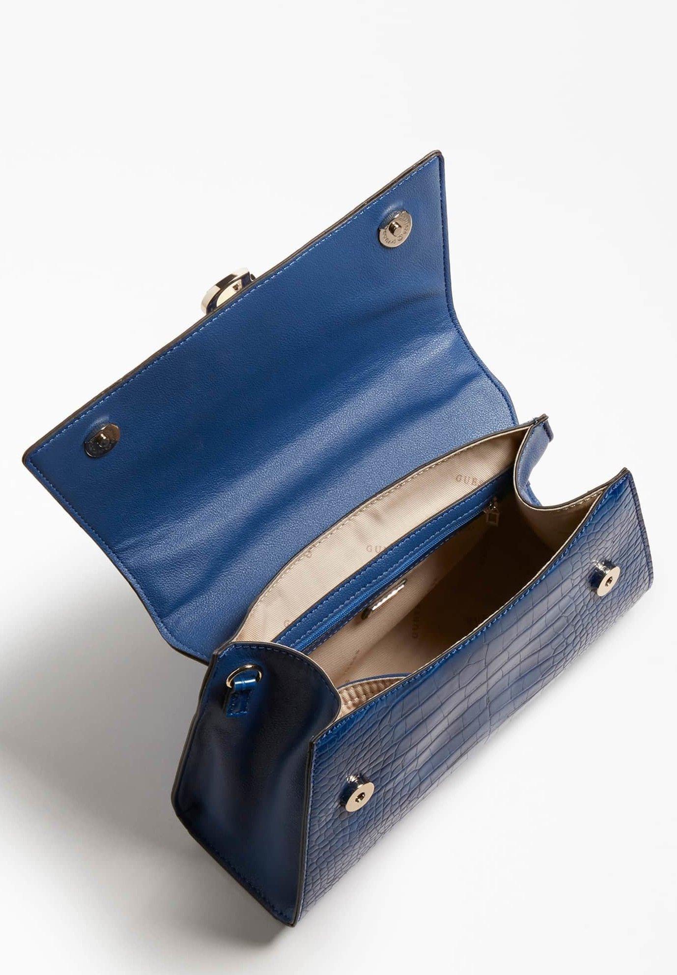 Guess Handtasche - Bleu/blau