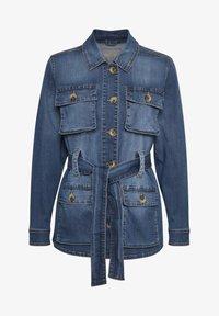 Culture - Denim jacket - blue wash - 4