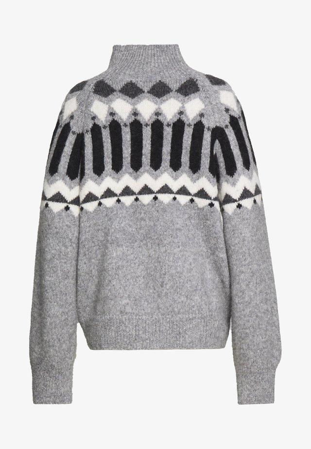 CYNARA - Pullover - grau