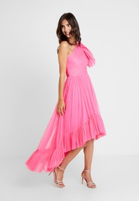 Lace & Beads - ANASTASIA MAXI - Occasion wear - fuschia - 2