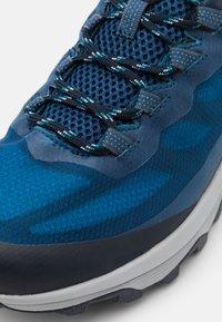 Merrell - MOAB SPEED GTX - Trail running shoes - navy - 5