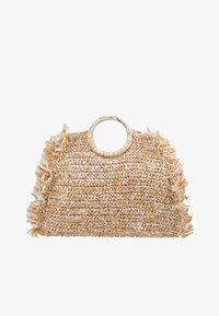 MIX FALKA BAG - Shopping Bag - nature