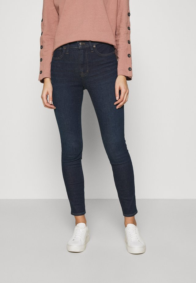 MID RISE LARKSPUR - Jeans Skinny Fit - orland wash