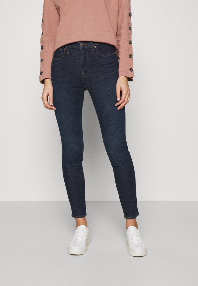 MID RISE LARKSPUR - Jeans Skinny - orland wash