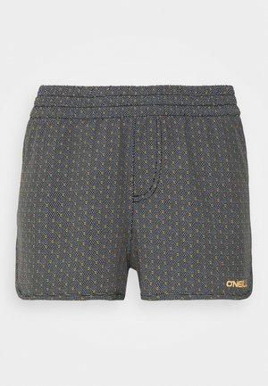 BOARD  - Swimming shorts - black/yellow