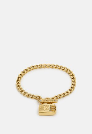 LOCK ME UP - Bracelet - gold-coloured