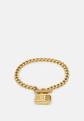 LOCK ME UP - Bracelet - gold-coloured