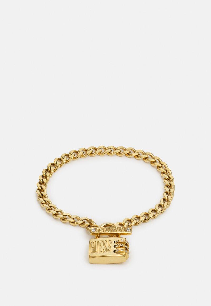 Guess - LOCK ME UP - Bracelet - gold-coloured