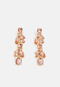 Pieces - PCJUDI EARRINGS KEY - Boucles d'oreilles - gold-coloured - 0