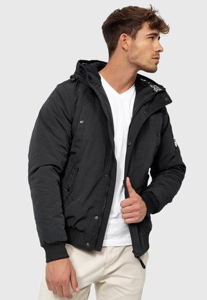 ALBANY - Winter jacket - black