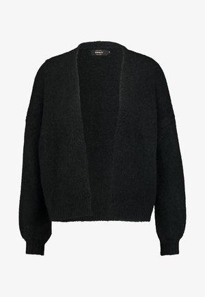 ONLZAZOEY CARDIGAN - Vest - black