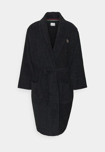 MEN GOWN - Dressing gown - black