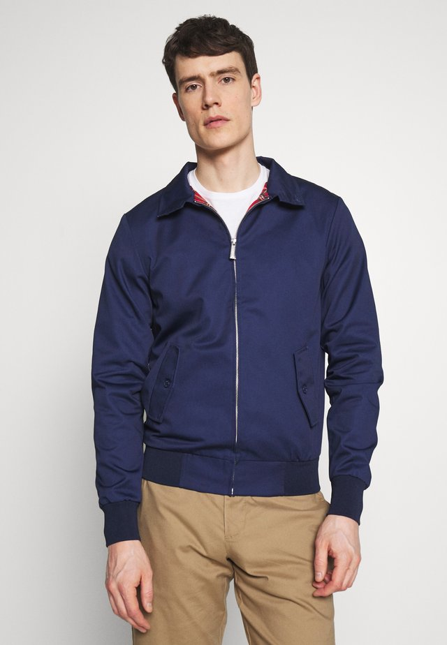 Bomber Jacket - french navy