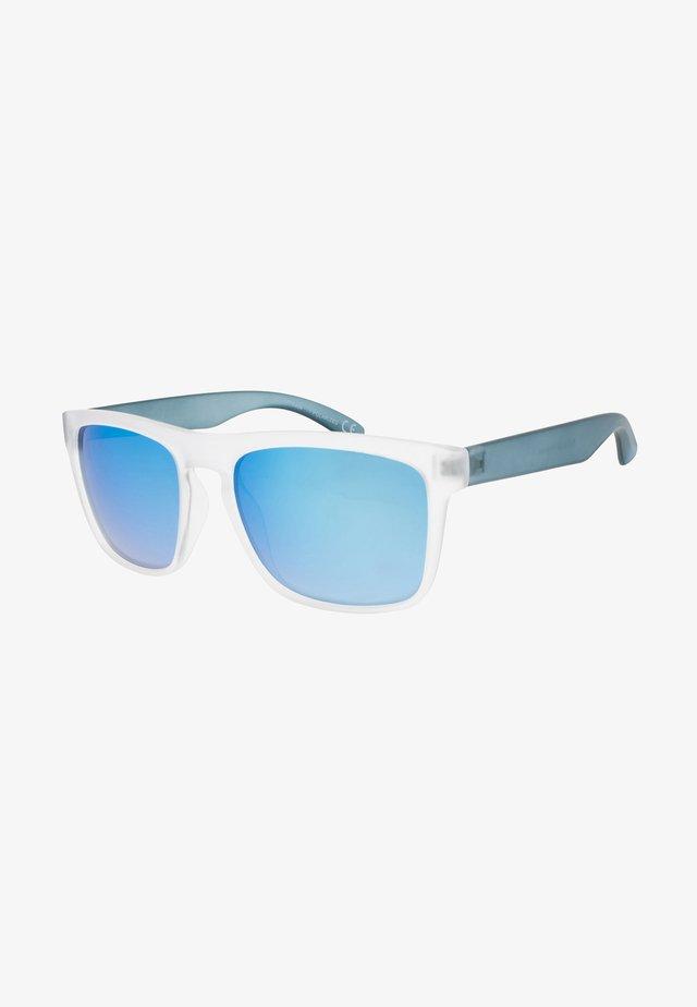 Sluneční brýle - matt transparent &, matt blue