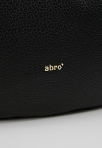 Abro - Handtasche - black/gold - 6