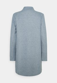 ONLY - ONLSOHO COATIGAN  - Short coat - blue fog melange - 1