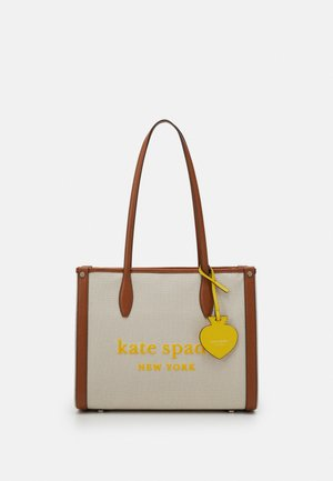 MARKET MEDIUM TOTE - Handbag - natural
