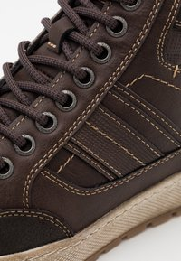 TOM TAILOR - High-top trainers - brown - 5