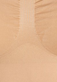 Cotton On Body - GO FIGURE SMOOTH BODYSUIT - Body - pecan fudge - 2