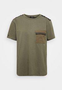 Desigual - NIZA - Basic T-shirt - boaba - 4