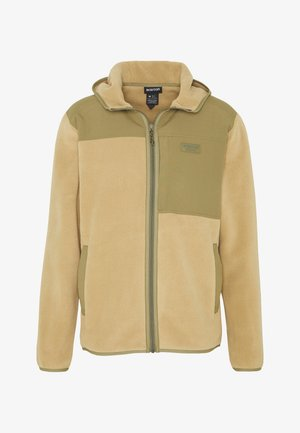 HEARTH - Fleecejacke - olive