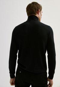 Massimo Dutti - Trui - black - 2