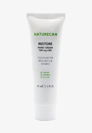 RESTORE HAND CREAM  - Hand cream - -