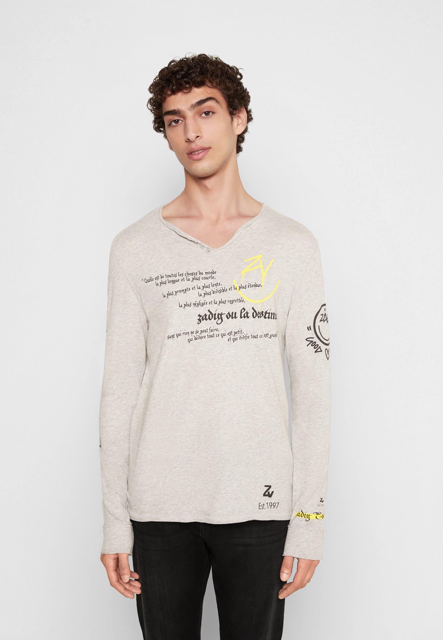 Homme MONASTIR - T-shirt à manches longues