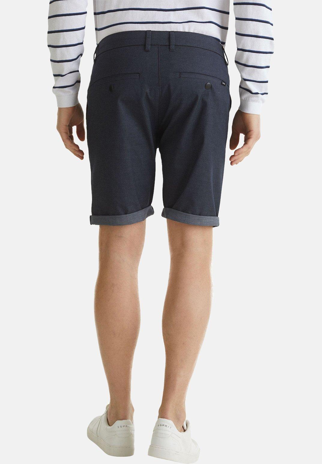 Esprit Collection Mit Coolmax® - Shorts Navy
