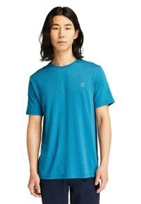 Timberland - Basic T-shirt - lyons blue - 0