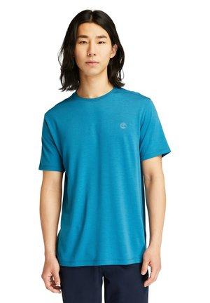 T-shirt basic - lyons blue