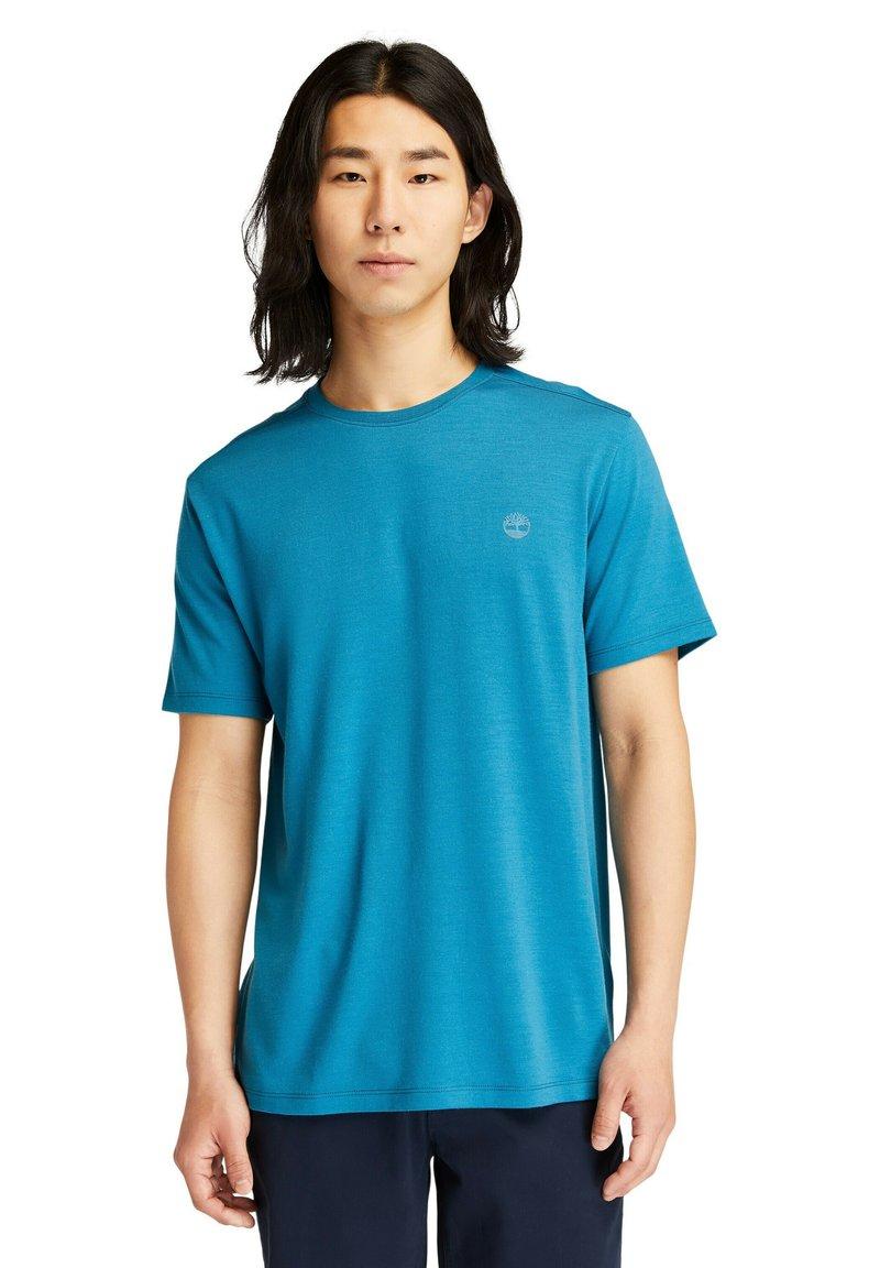 Timberland - Basic T-shirt - lyons blue