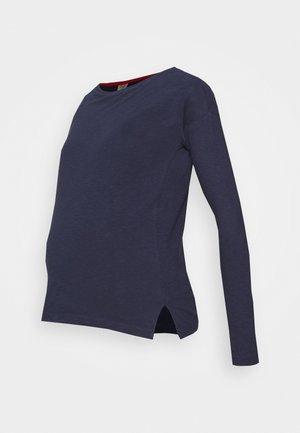 LILIANA - Long sleeved top - indigo