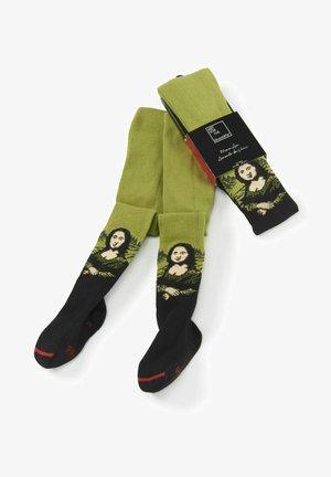 Panty - green
