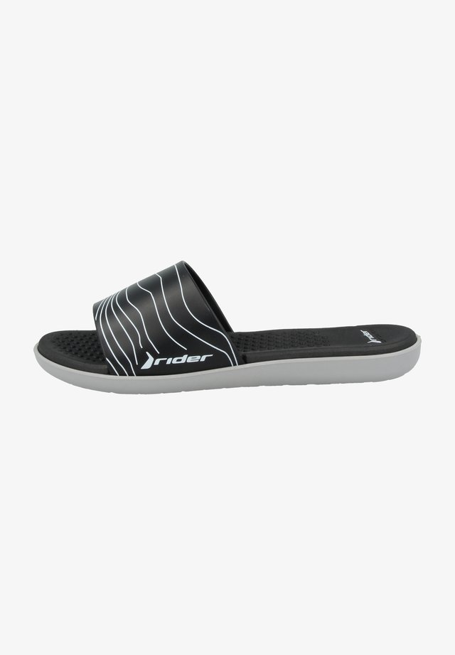 Sandaler - black/grey