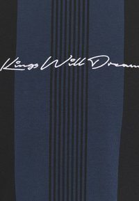 Kings Will Dream - VEDLO - Print T-shirt - jet black / navy - 4