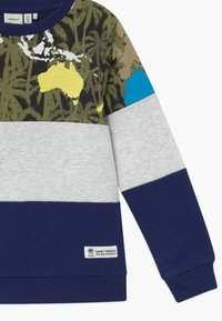 Name it - NKMFLORIDA - Sweatshirt - blue - 3