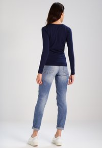 Pepe Jeans - NEW VIRGINIA  - Top sdlouhým rukávem - navy - 2