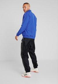 adidas Performance - CORE 18 - Träningsjacka - boblue/white - 2
