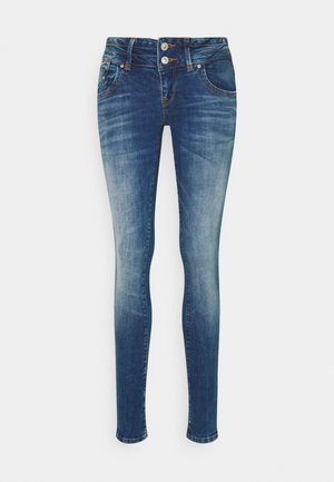 JULITA - Jeans Skinny Fit - blue denim