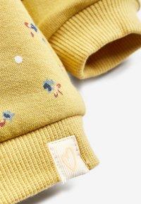 Next - BORG  - Zip-up hoodie - yellow - 2