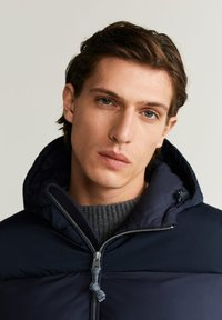Mango - THERMO-ANORAK - Winter jacket - dunkles marineblau - 3