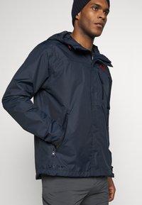 Helly Hansen - VANCOUVER JACKET - Hardshell jacket - navy - 3