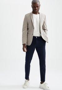 DeFacto - Blazer jacket - beige - 1