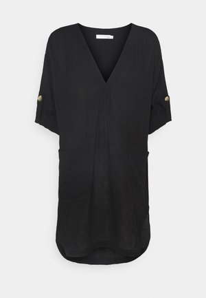 ESSENTIAL - Day dress - black